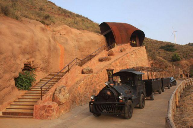 Archaeological-mining product of La Unión, Murcia